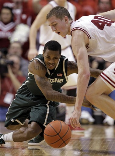 Cody Zeller, Keith Appling