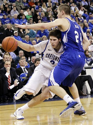 Drake Creighton Basketball