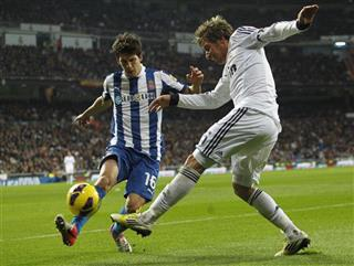 Javi Lopez, Fabio Coentrao