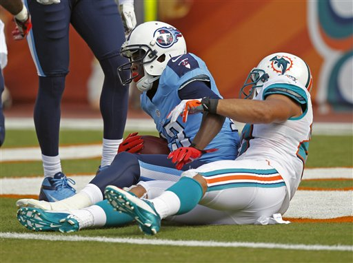Kendall Wright, Jimmy Wilson