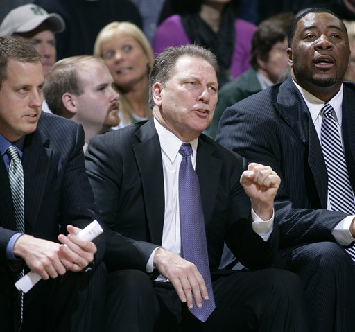 Tom Izzo, Dane Fife, Dwayne Stephens