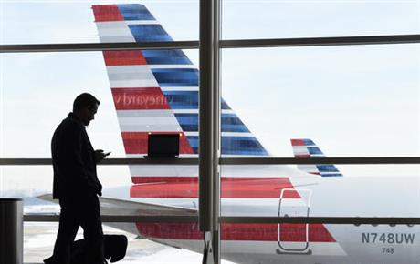 American Airlines-Frequent Fliers