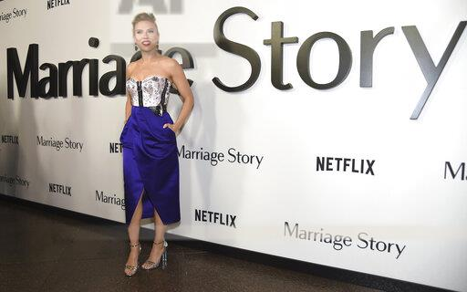 "LA Premiere of ""Marriage Story"""