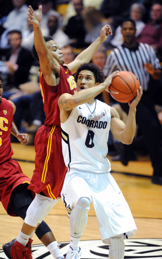 Colorado USC NCAA Men's Basketball