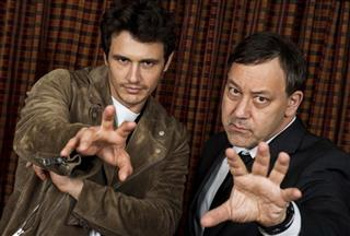 James Franco, Sam Raimi