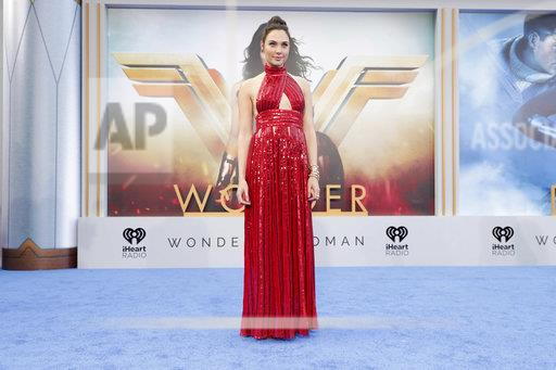 "The World Premiere of Warner Bros. Pictures ""Wonder Woman"""