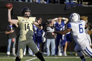 Kyle Shurmur, Jason Hatcher