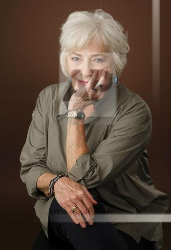 Betty Buckley Portrait Session