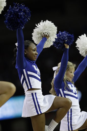 NCAA Kentucky Indiana Basketball