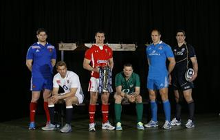 Britain Rugby Six Nations