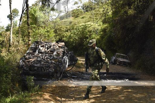 Colombia Deadly Feud