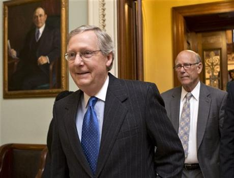Mitch McConnell, Pat Roberts