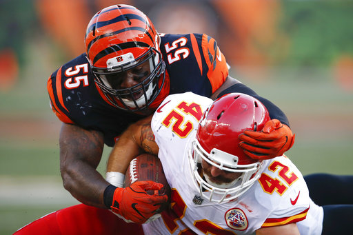 Vontaze Burfict, Anthony Sherman