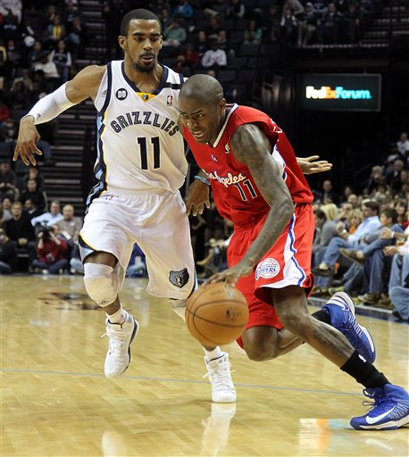 Jamal Crawford, Mike Conley