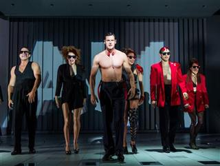Theater Review American Psycho