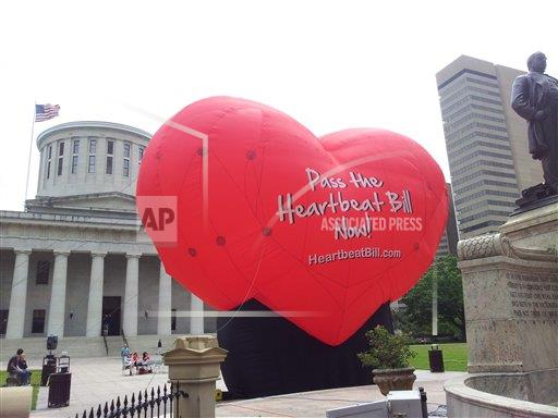 Ohio Abortions First Heartbeat