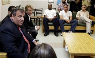 Chris Christie, Jon Bon Jovi