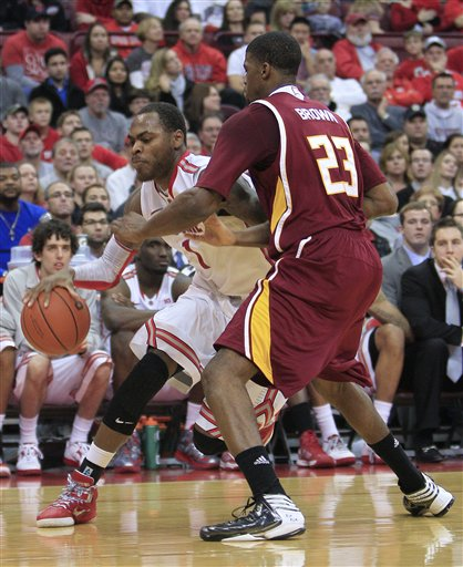 Deshaun Thomas, Larry Brown