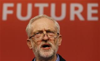 Britain New Labour Party Leader