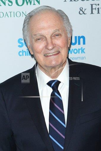 Alan Alda has Parkinson's Disease