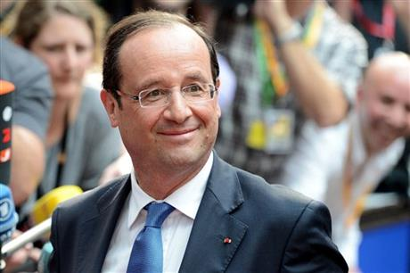 FRancois Hollande