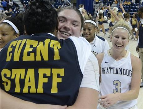 Chattanooga upsets Lady Vols