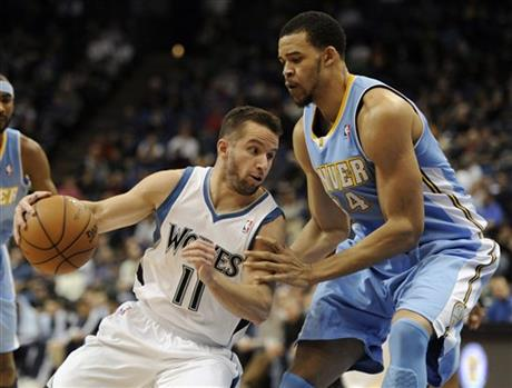 J. J. Barea, JaVale McGee
