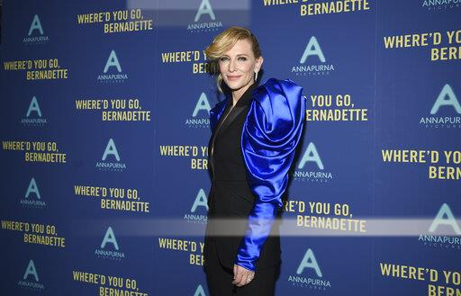 "NY Special Screening of ""Where'd You Go, Bernadette"""