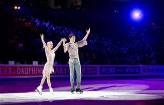 Tatiana Volosozhar Maxim Trankov