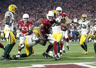 Packers Cardinals Football