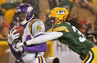 Vikings Randy Moss Football