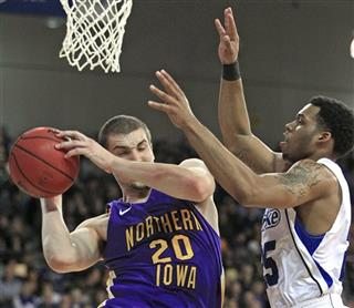 Drake Northern Iowa Basketball
