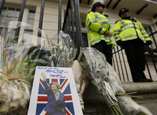 Britain Thatcher Obit