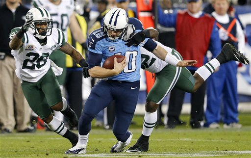 Jake Locker, Ellis Lankster, David Harris