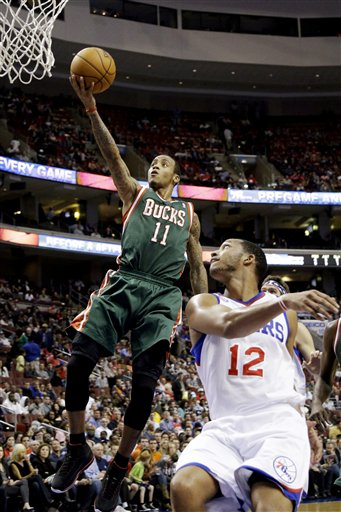 Evan Turner, Monta Ellis