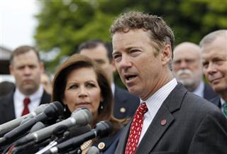 Michele Bachmann, Rand Paul
