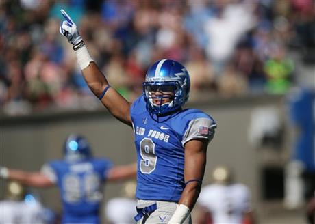 Air Force beats Army to turn focus to conference