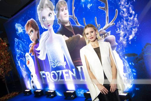 """Frozen 2"" Photo Call - Toronto"