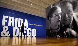 High Museum Frida and Diego