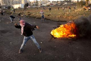 Palestinians Season Of Rage