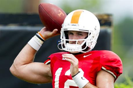 CORRECTION Tennessee Football