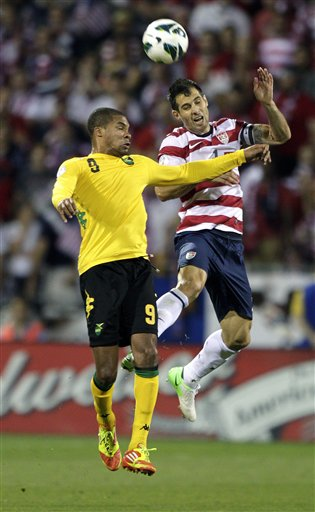 Ryan Johnson, Carlos Bocanegra
