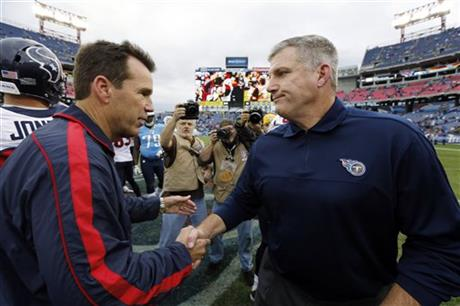 Gary Kubiak, Mike Munchak