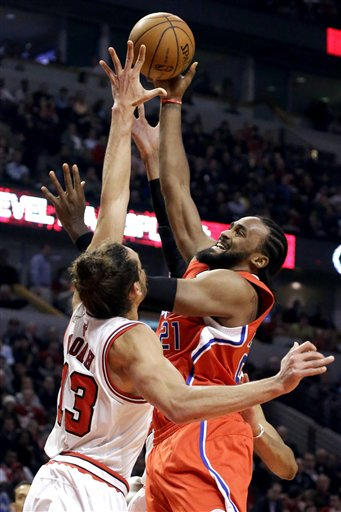 Ronny Turiaf, Joakim Noah