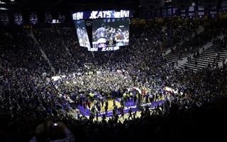 Kansas Kansas St Basketball