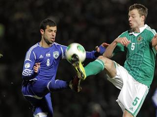 Northern Ireland Israel Wcup Soccer