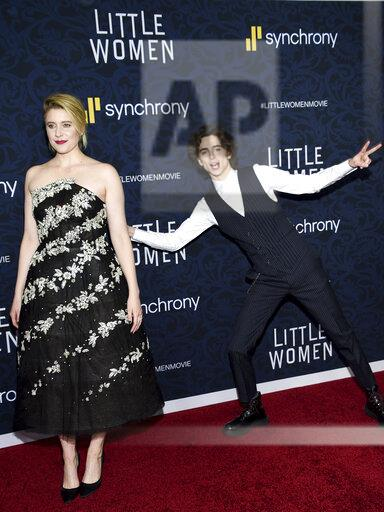 "NY Premiere of ""Little Women"""