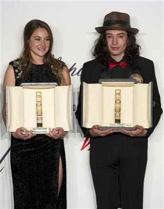 Shailene Woodley, Ezra Miller