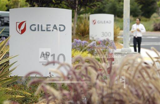 Earns Gilead Sciences