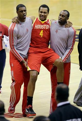 Greg Smith, Terrence Jones, James Anderson